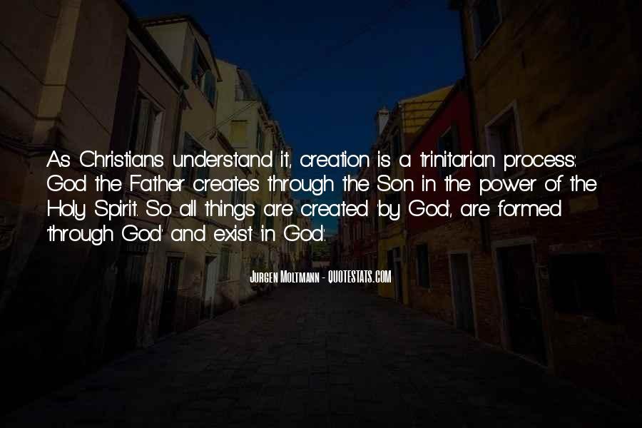 Jurgen Moltmann Quotes #131755