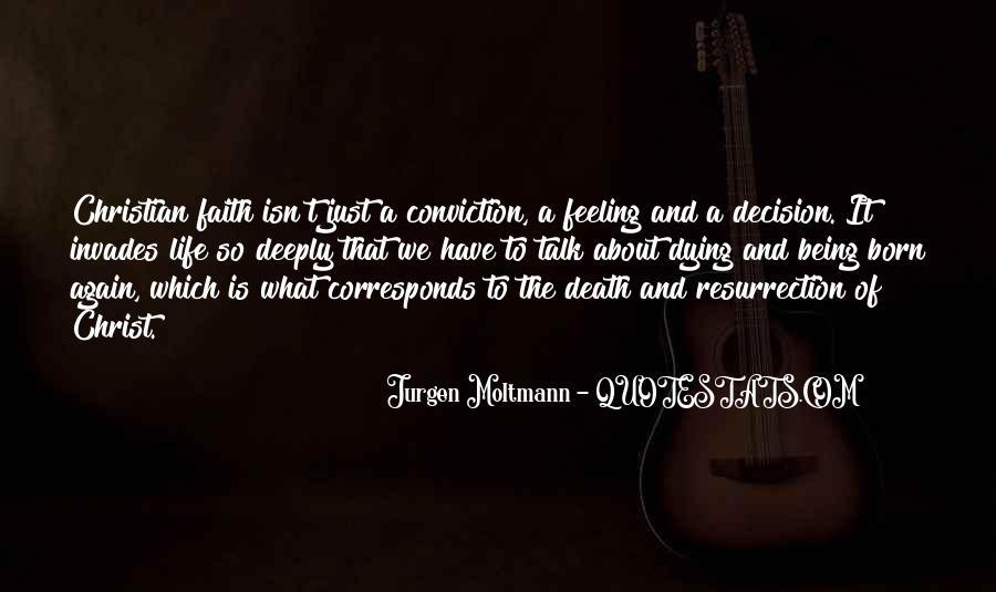 Jurgen Moltmann Quotes #1483713