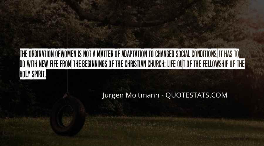 Jurgen Moltmann Quotes #246583