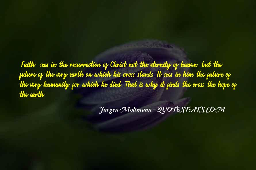 Jurgen Moltmann Quotes #822488
