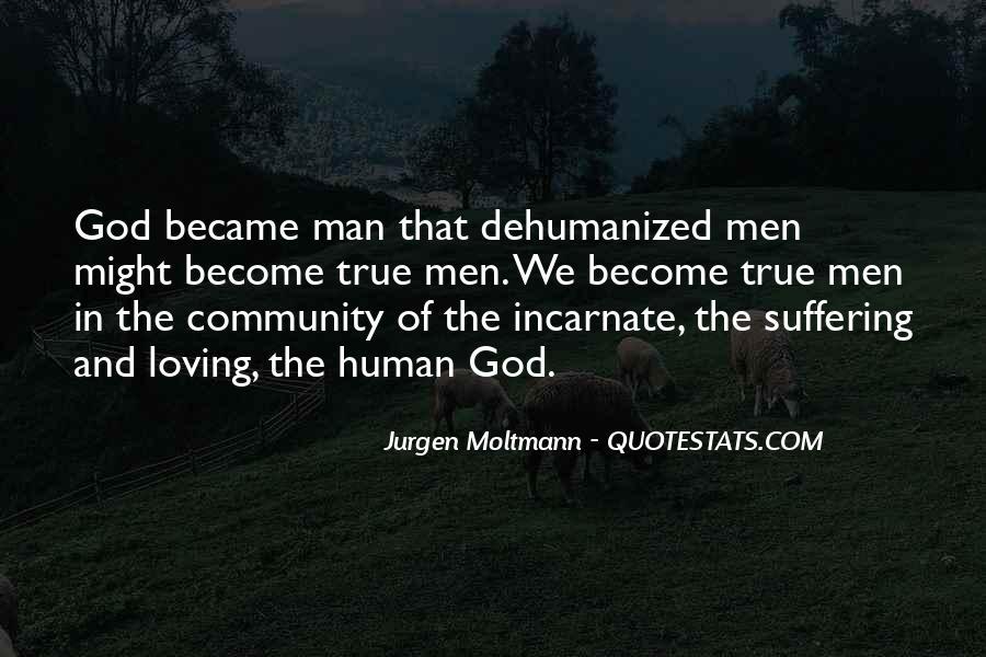 Jurgen Moltmann Quotes #995169