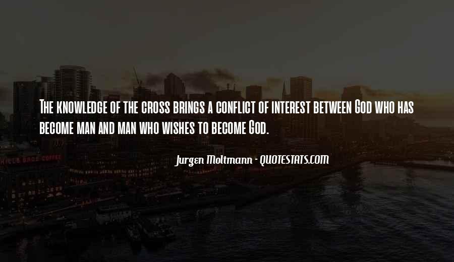 Jurgen Moltmann Quotes #999329