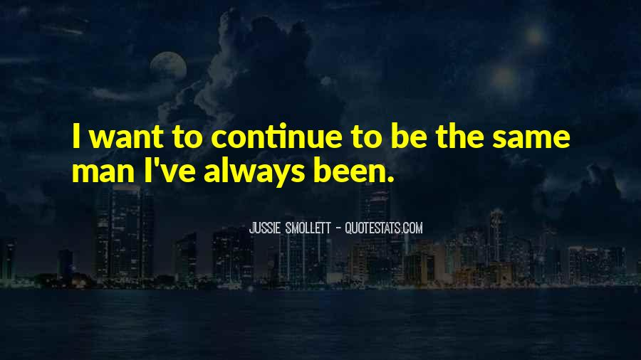 Jussie Smollett Quotes #25135
