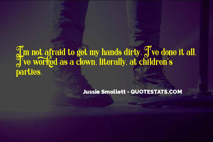 Jussie Smollett Quotes #985391