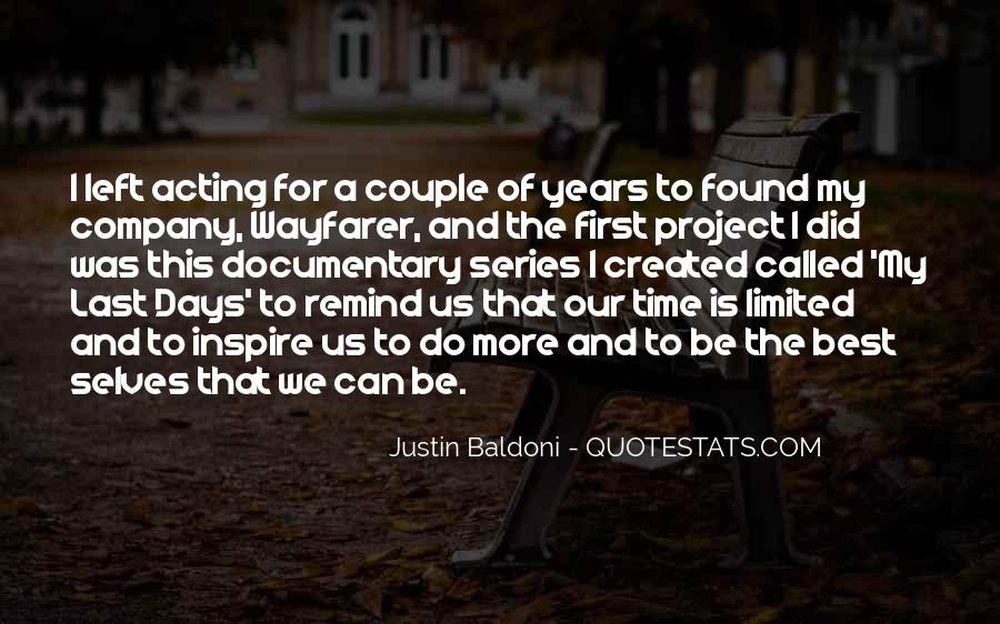 Justin Baldoni Quotes #1136776