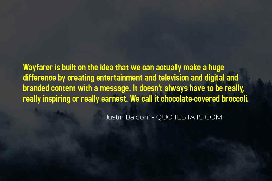 Justin Baldoni Quotes #1303031