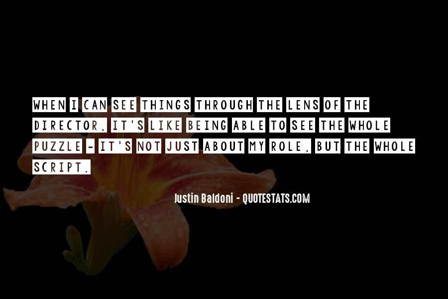 Justin Baldoni Quotes #1786602