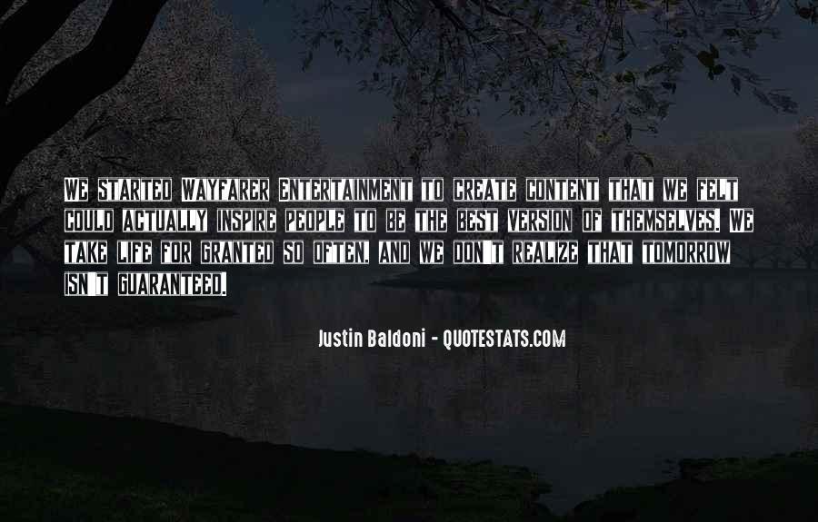 Justin Baldoni Quotes #861118