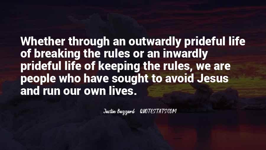 Justin Buzzard Quotes #1486092