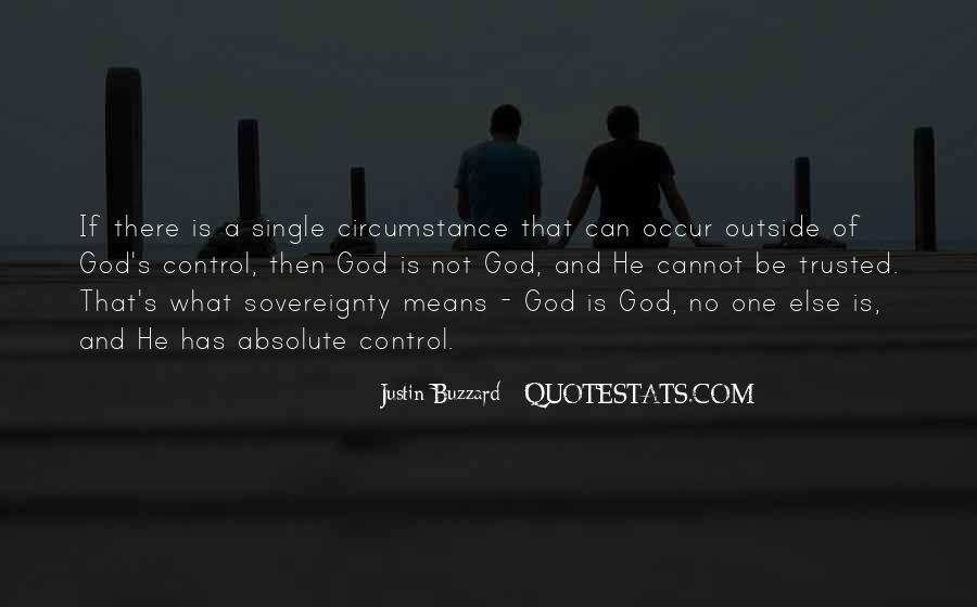 Justin Buzzard Quotes #1579408
