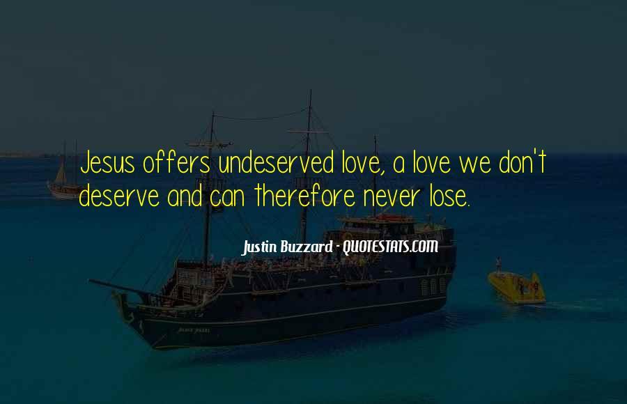 Justin Buzzard Quotes #532419