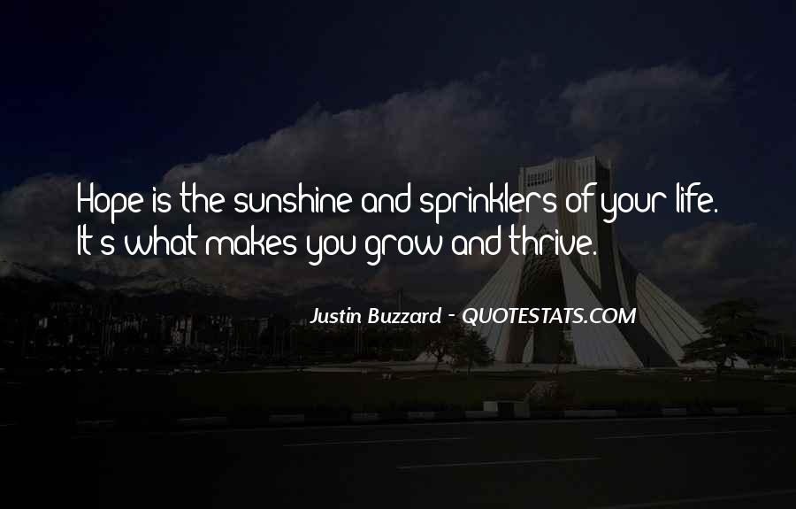 Justin Buzzard Quotes #708936