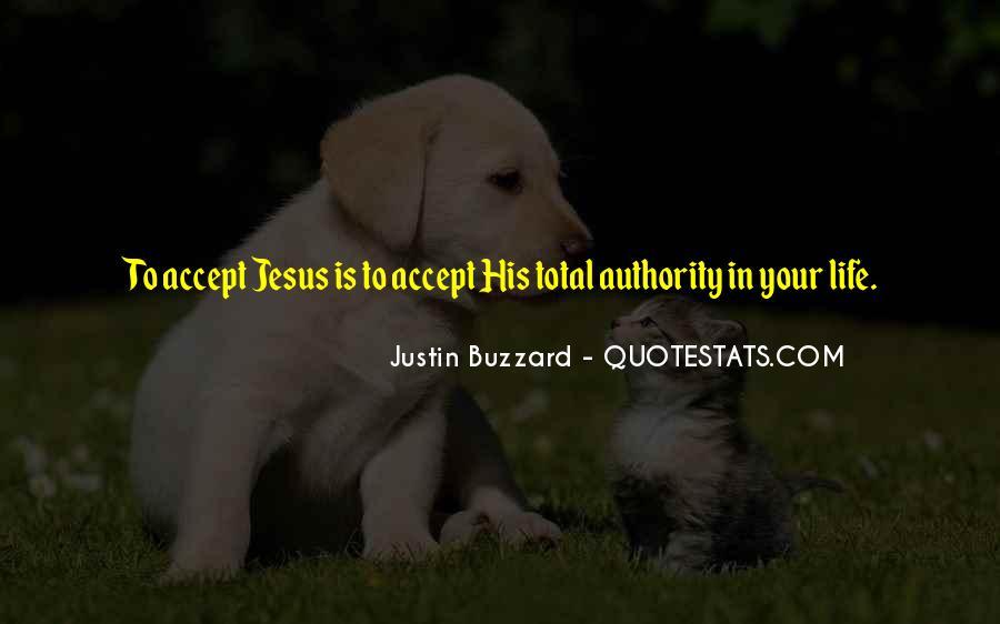 Justin Buzzard Quotes #812741