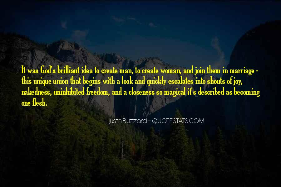 Justin Buzzard Quotes #930049