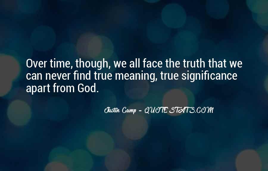 Justin Camp Quotes #1593919