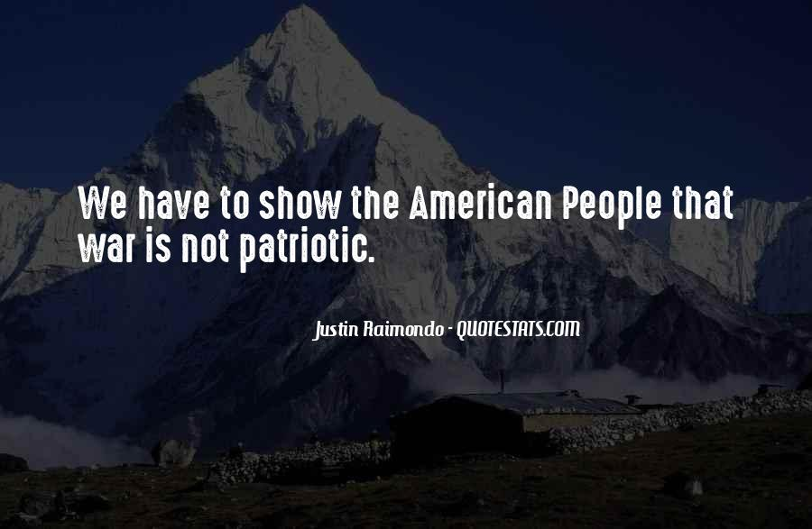 Justin Raimondo Quotes #1774649
