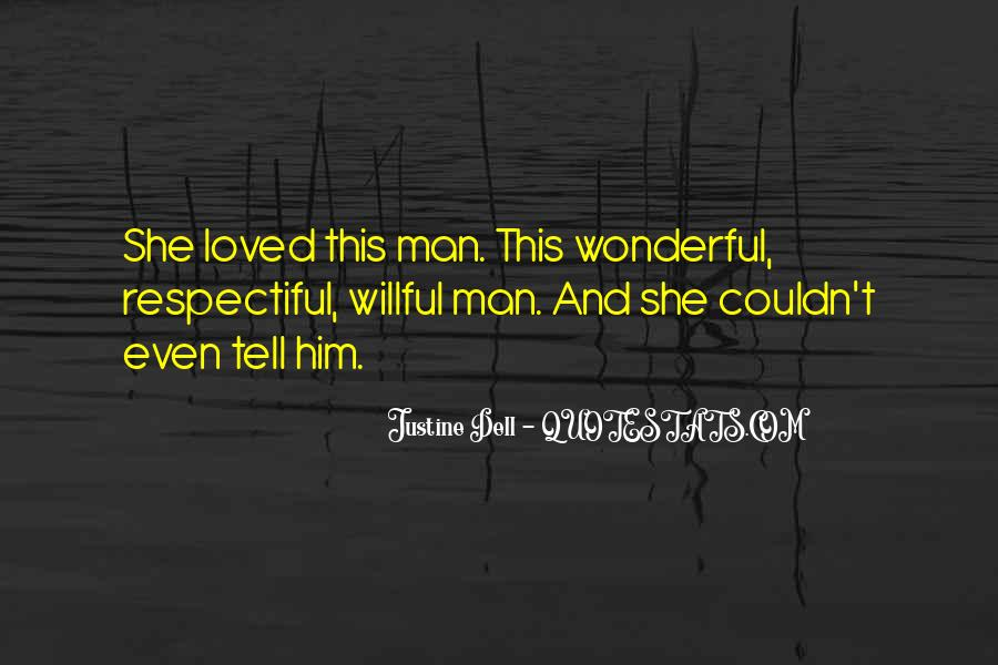 Justine Dell Quotes #1388746