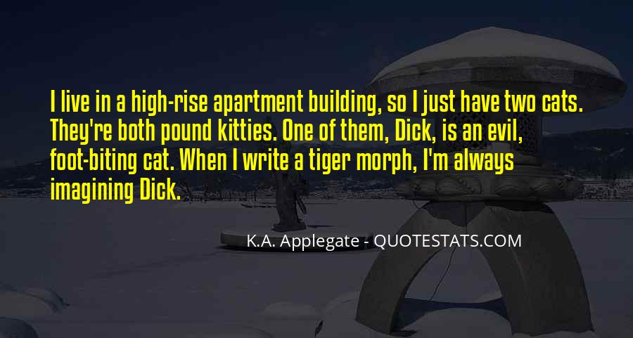 K.A. Applegate Quotes #1280367