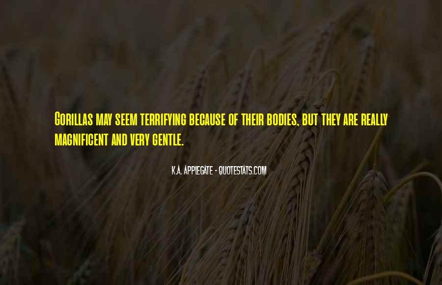 K.A. Applegate Quotes #1658271