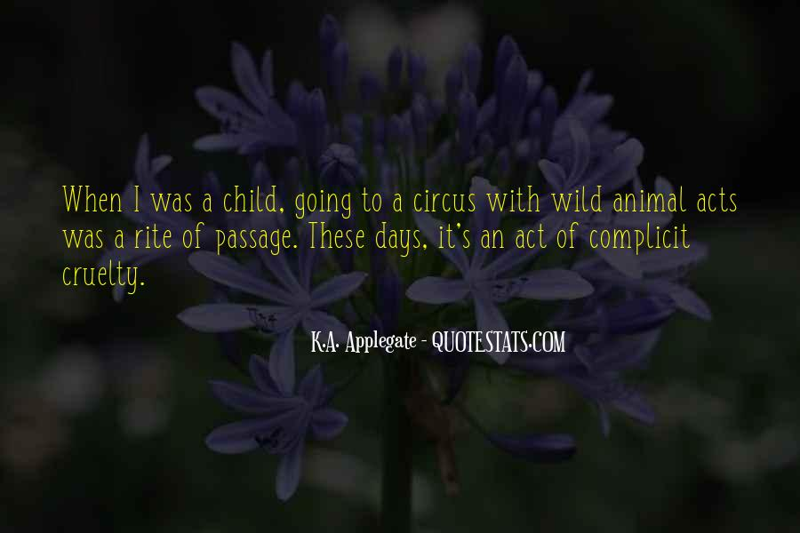 K.A. Applegate Quotes #561677