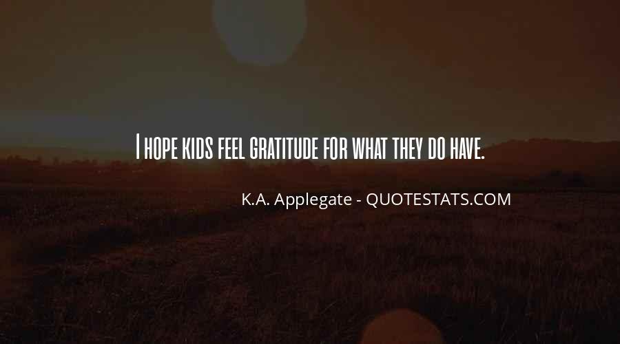 K.A. Applegate Quotes #842852