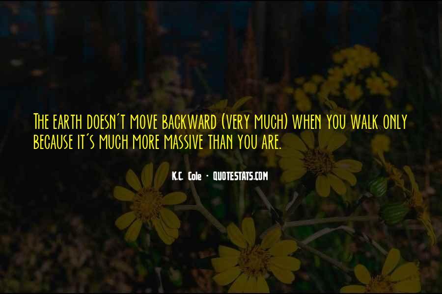 K.C. Cole Quotes #11347