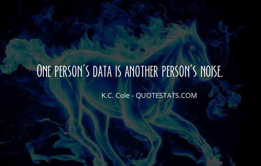 K.C. Cole Quotes #437190