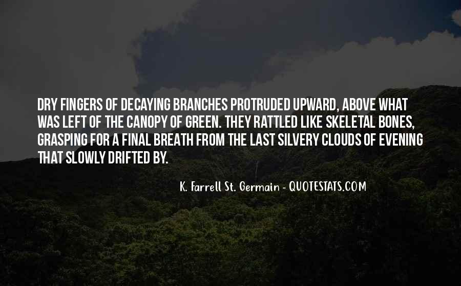 K. Farrell St. Germain Quotes #990851