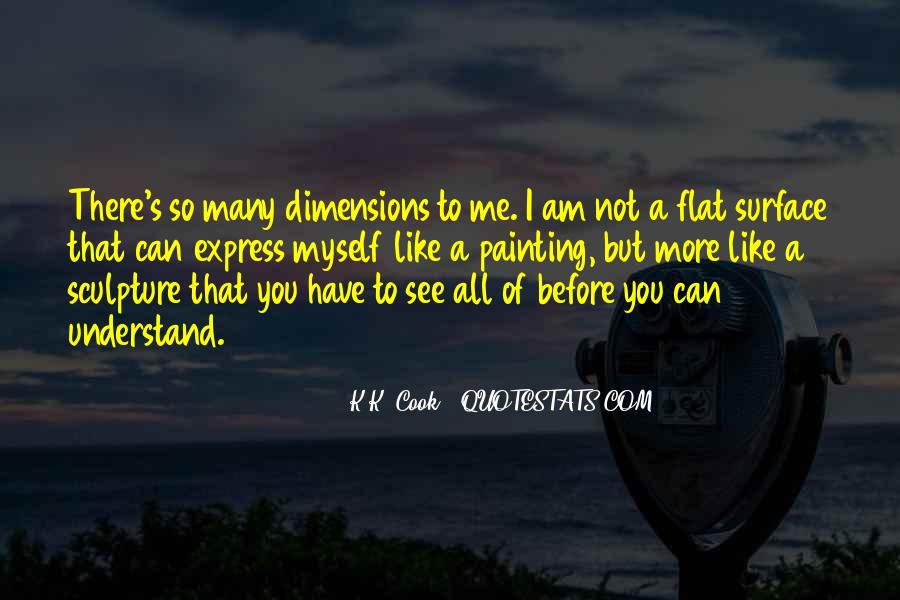 K.K. Cook Quotes #413597