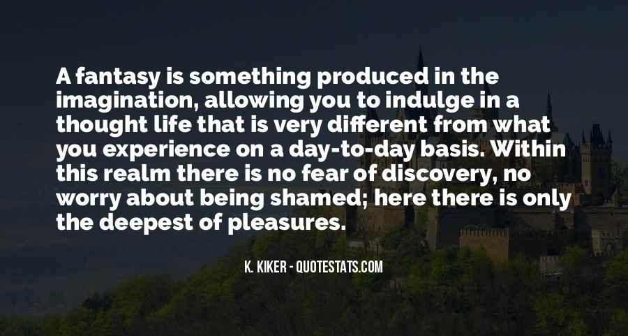 K. Kiker Quotes #396561