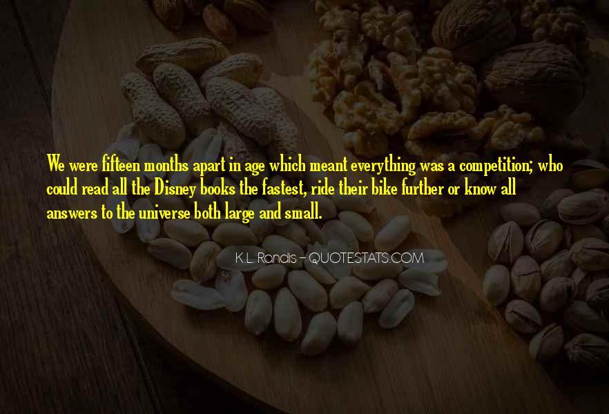 K.L. Randis Quotes #934757