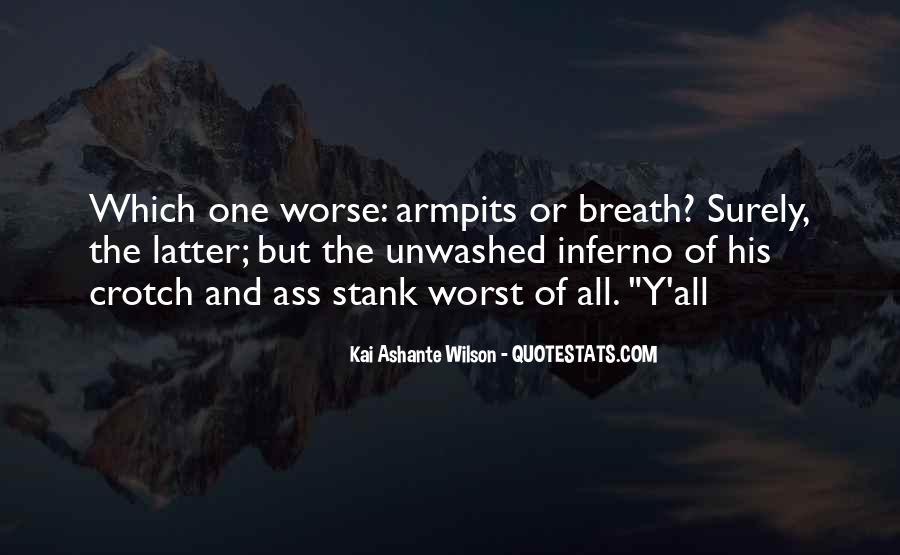 Kai Ashante Wilson Quotes #1458497
