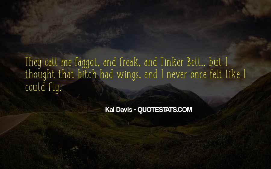 Kai Davis Quotes #1138035
