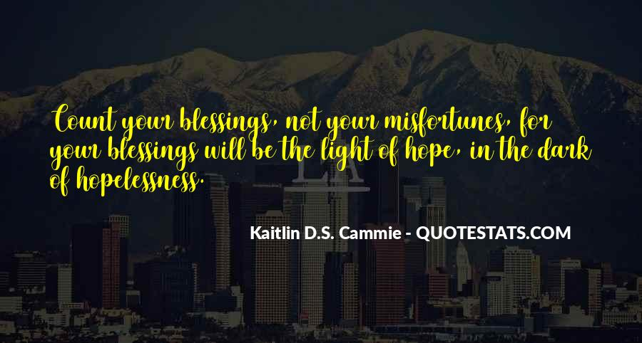 Kaitlin D.S. Cammie Quotes #1091378