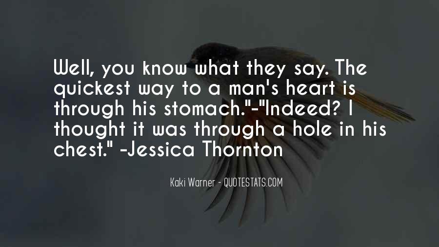Kaki Warner Quotes #1038690