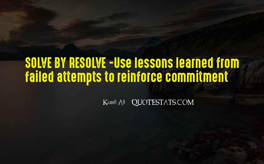 Kamil Ali Quotes #1403573