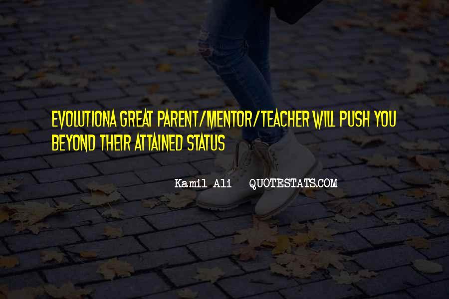 Kamil Ali Quotes #1519161