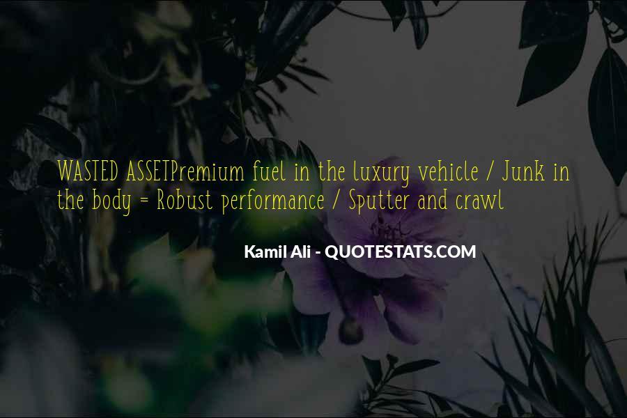 Kamil Ali Quotes #1565035
