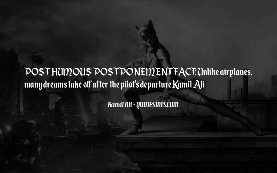 Kamil Ali Quotes #248794