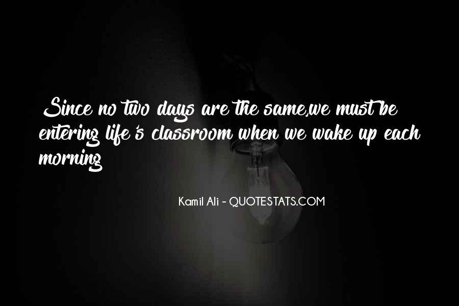 Kamil Ali Quotes #43184
