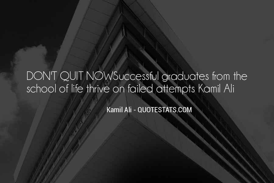 Kamil Ali Quotes #751348