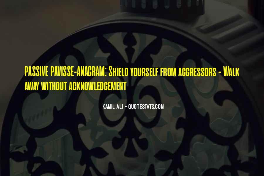 Kamil Ali Quotes #756623
