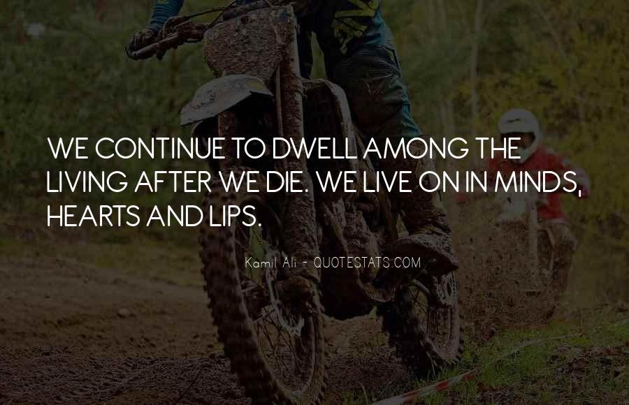 Kamil Ali Quotes #902504
