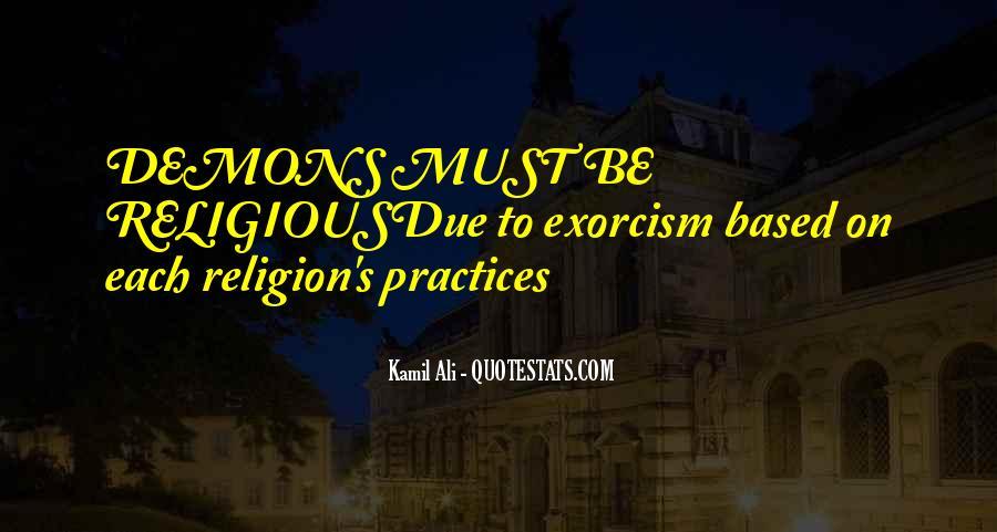 Kamil Ali Quotes #95841