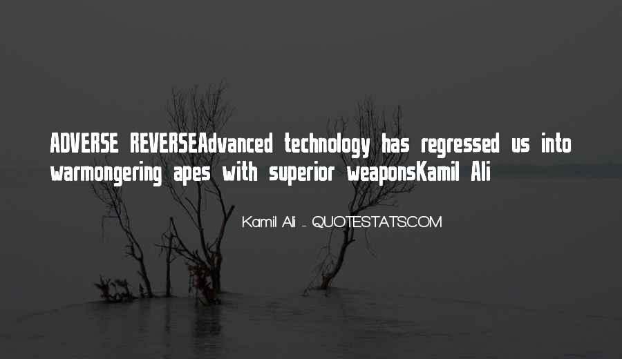 Kamil Ali Quotes #988334