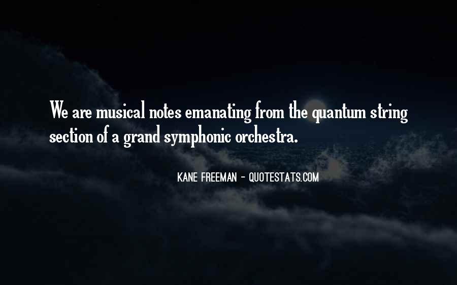 Kane Freeman Quotes #1034985