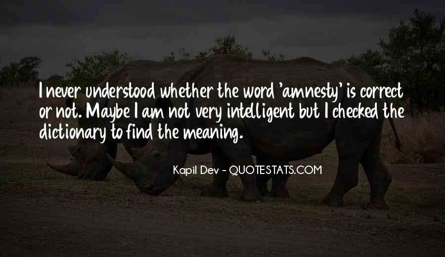 Kapil Dev Quotes #1062273