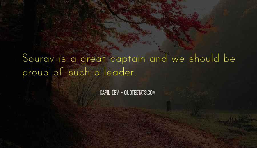 Kapil Dev Quotes #1517734