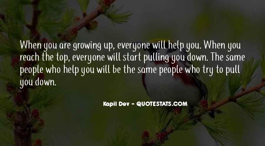 Kapil Dev Quotes #1808933