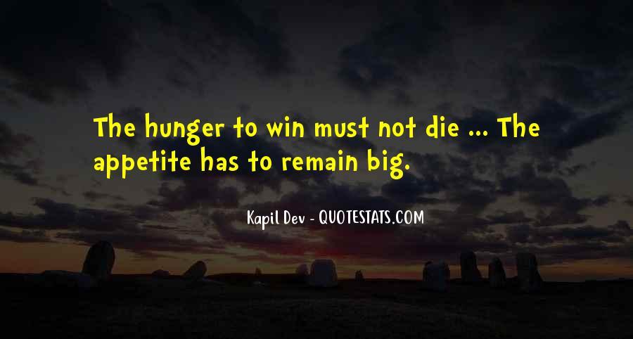 Kapil Dev Quotes #270264